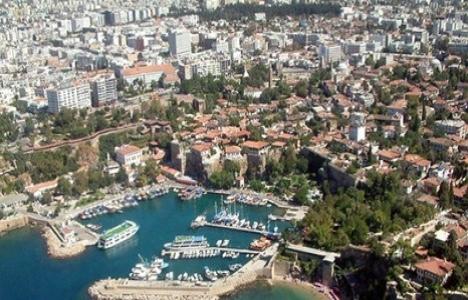 Antalya Muratpaşa'ya kardeş