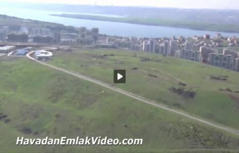 Temapark Halkalı projesinin havadan görüntüleri!