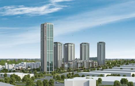 Halkalı Metropark vaziyet planı! 205 bin TL'ye!