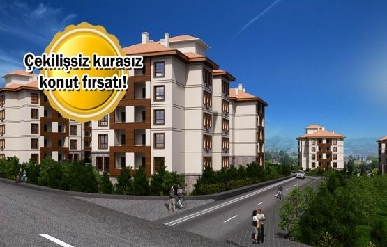 TOKİ Kuzey Ankara Kent Girişi 2020 başvuruları yarın başlıyor!