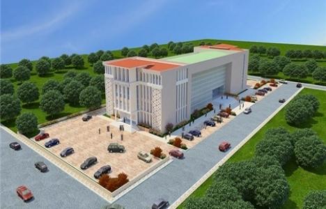 Beyşehir'e kültür merkezi