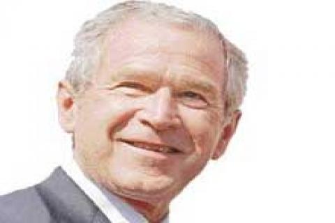 400 bin mortgage'zedeyi kurtaracak paket Bush'ta