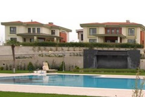 TepePark Villaları Akfırat'ta 630 bin dolara!