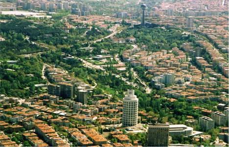 Ankara Çankaya'da bazı bölgeler riskli alan ilan edildi!