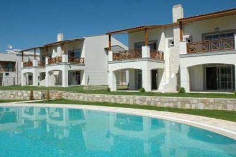 Butaş İnşaat'tan Cazibe Villaları'nda 110 bin Euro'ya! Hemen teslim!