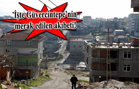 Başakşehir Güvercintepe kentsel dönüşüm!