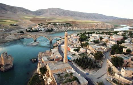 Hasankeyf'te Süryani tarihi eserleri yok ediliyor!