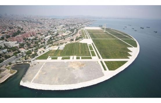 Yenikapı Kruvaziyer Limanı Projesi'nin maliyeti 940 milyon 500 bin TL!