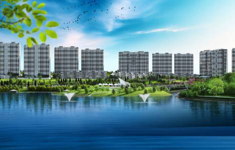 Kaşmir Göl Evleri satış ofisi!