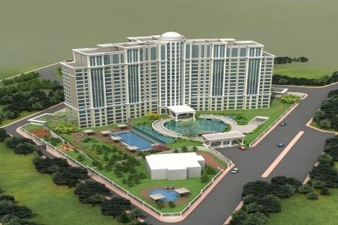 Teknik Yapı projelerinde teraslı daireler satışta! 244 bin liray