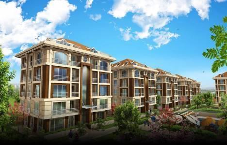 Beykent Vista Evleri'nde 620 bin TL'ye 5+2!