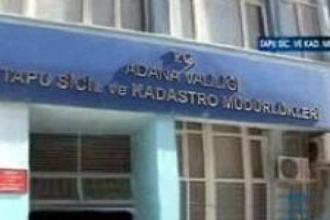 Adana 'da tapu iptali ve tescili davası!