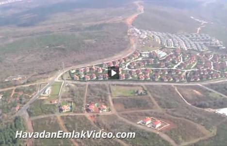 Riva Konakları'nın havadan videosu!