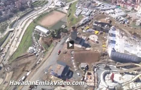 Vialand Alibeyköy'ün havadan genel videosu!