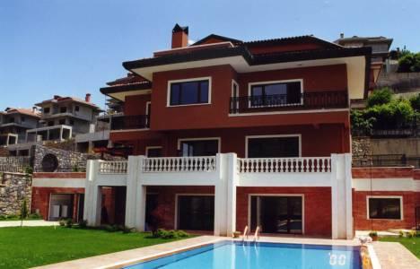 İstanbul'da villalar büyük ilgi görüyor!