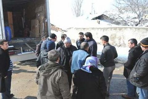 Mamak'ta 50. Yıl Kentsel Dönüşüm Projesi'nde evini boşaltana 300 TL kira yardımı!