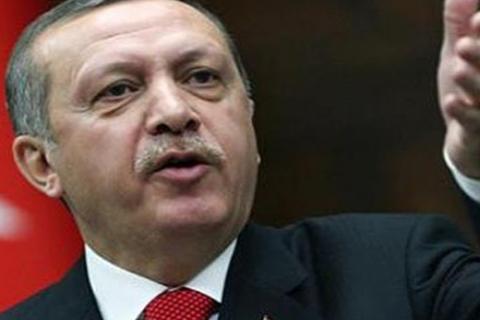 Tayyip Erdoğan'dan Kuzey