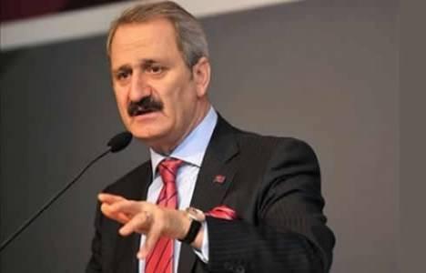 Zafer Çağlayan: Türk müteahhitlik sektörü Çin'den sonra 2.sırada!