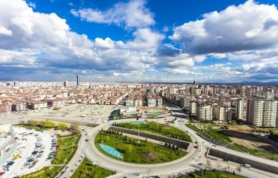 Konya'da 1.4 milyar