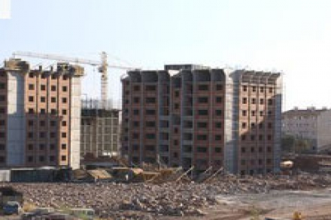 TOKİ Diyarbakır'da 456