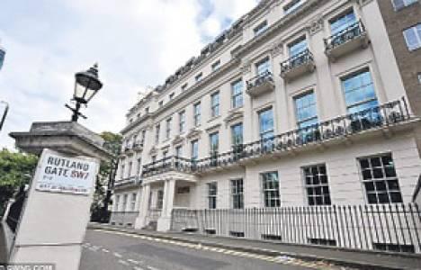 İngiltere'nin en pahalı evi 300 milyon sterline satılık!
