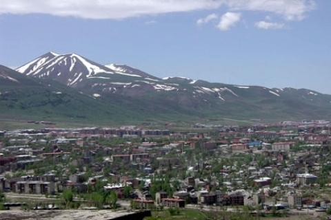 Erzurum'da icradan