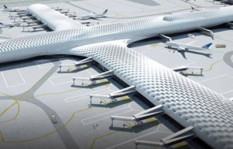 3. havalimanı 4 etapta inşa edilecek!