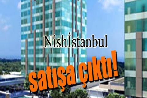 Havaalanına komşu Nishİstanbul'da 180 bin TL'ye residence!