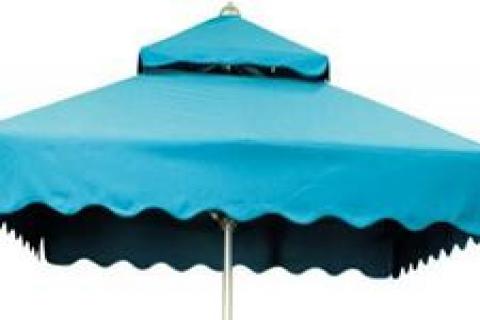 Kuleli şemsiyeler dükkan kiralarını etkiliyor