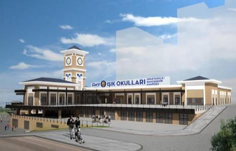 Avrupa Konutları Ispartakule 3'e Işık Okulları inşa ediliyor!