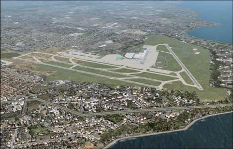 Üçüncü havalimanı inşa
