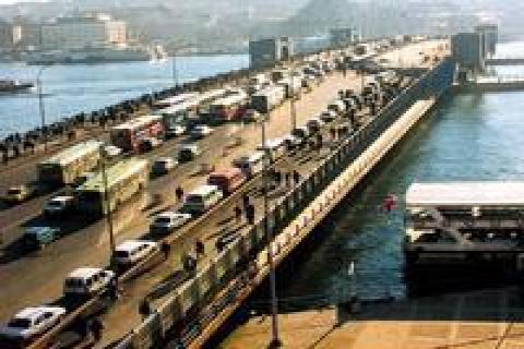 Yeni Galata Köprüsü'ne bakım yapılacak!