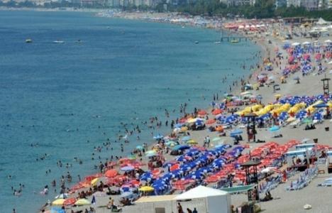 Türkiye'nin turizm geliri