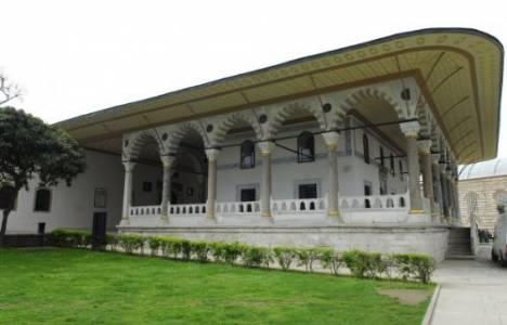 Topkapı Sarayı Arz
