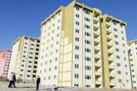 TOKİ Güneydoğu'da 6 yılda 55 bin konut inşa etti!