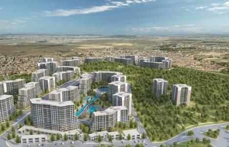 Tuzla Evora İstanbul'da 327 bin TL'ye 4+1! Yüzde 1 peşinatla!
