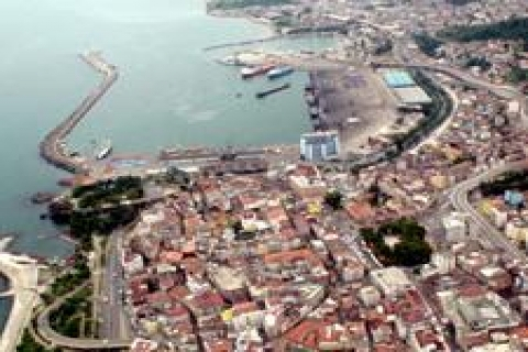 Trabzon'daki kentsel dönüşüm