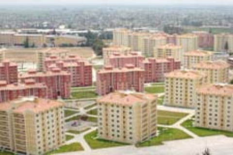 TOKİ Adana Yüreğir'de bin 206 konut yaptıracak