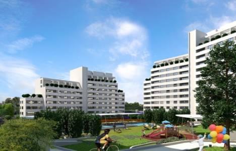 Spradon Evleri Bahçeşehir satılık daireler 154 bin TL'ye!