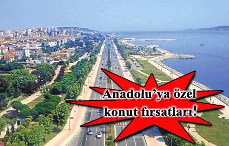 Anadolu Yakası konut kampanyaları 2013!