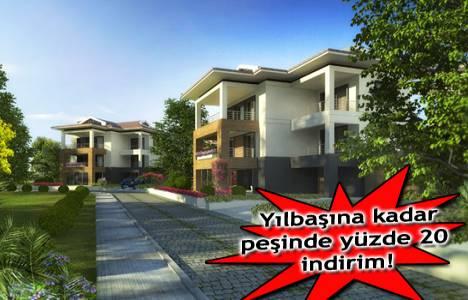 Ant Yapı Çekmeköy Antorman'da 1 milyon 70 bin dolar!