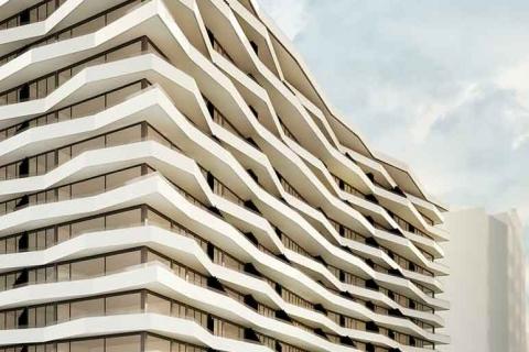 Balkon Palas'ta 200 bin TL'ye 2+1! 36 ay sıfır faizle!