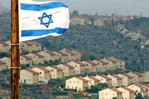 İsrail, Batı Şeria'daki