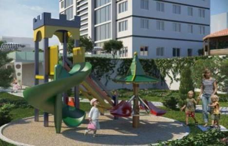 Ataşehir Nezih Towers Evleri'nde son daire! 348 bin TL!