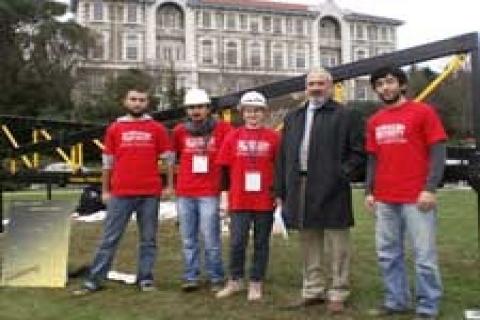 Soyak'tan genç mühendislere profesyonel destek!