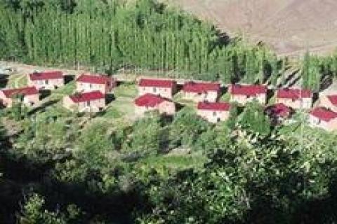 Ali Akkaş ve arkadaşları Bolucan Köyü'nü baştan yarattı