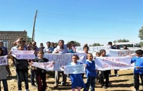 Mardin'de ağa arazileri ele geçirdi, köylüler sinirlendi!