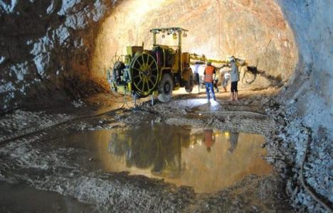Ferhat Tüneli'nde çalışmalara yeniden başlandı!