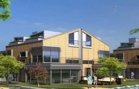 Nanlar zekeriyak y terrace plus sat l k villa for Terrace plus zekeriyakoy