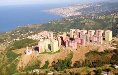 TOKİ Mersin Anamur'da başvurular 15 Nisan'da başlıyor!
